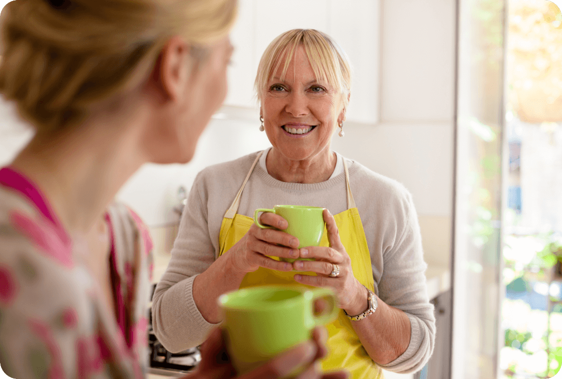 Caregiver and mom meal planning