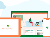 Caregivify System graphic